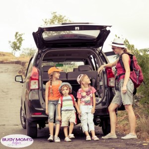 Organizing Your Mom Van #organizing #mom #busymom #busymoms