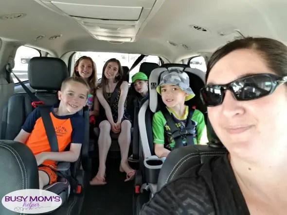 Organizing Your Mom Van #organizing #mom #busymom #busymoms