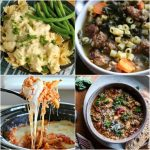 17 Italian Slow Cooker Recipes / great options for a busy weeknight / easy meals in the crockpot #slowcooker #crockpot #easyrecipe #recipe #italian #food
