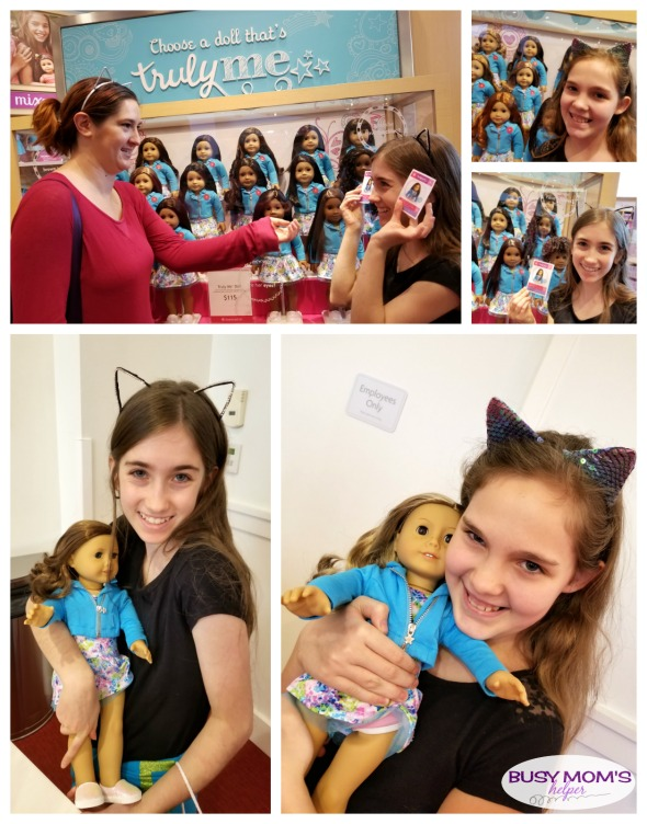 American Girl Doll: Bringing Sisters Together #partner #AGDallas #CharacterCounts