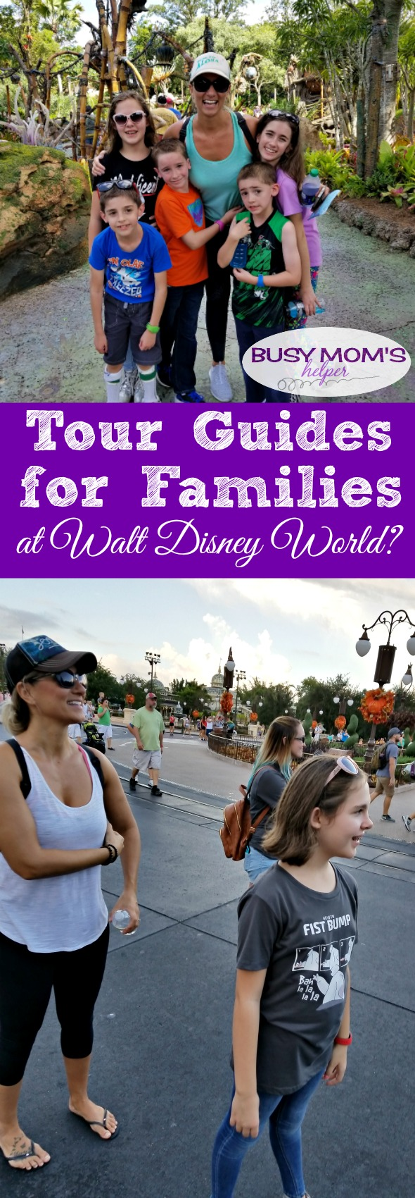 Tour Guides for Families at Walt Disney World #sponsored #waltdisneyworld #tourguides #guidesatDisney #DisneyWorld #familytravel #Disneyfamily