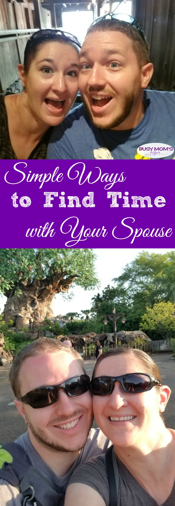 Simple Ways to Find Time With Your Spouse #relationships #marriage #dating #parenting