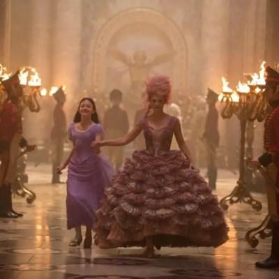 The Nutcracker and the Four Realms #DisneysNutcracker #Movie #Theater #Disney