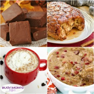 17 Slow Cooker Christmas Recipes #roundup #food #slowcooker #christmas #christmasfood #crockpot #christmasrecipes