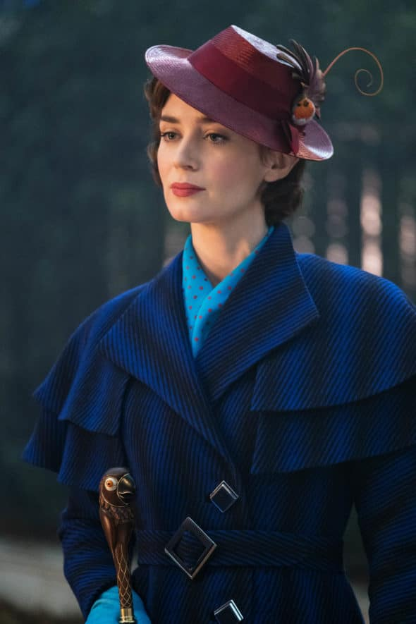 Mary Poppins Returns #MaryPoppins