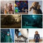Walt Disney Movies Coming in 2019 #captainmarvel #avengersendgame #artemisfowl #dumbo #aladdin #toystory4 #thelionking #disneynaturepenguins #starwars #frozen2