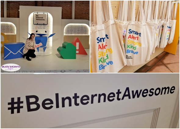 Great ideas on teaching Internet Safety for kids and families thanks to Safer Internet Day! #Sponsored #SaferInternetDay #BeInternetAwesome