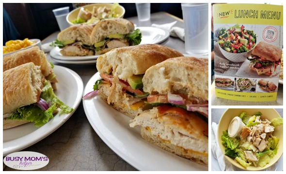 Boston Market Lunch Date you won't want to miss - a new lunch menu to please everyone, featuring Home Style Rotisserie Meals #ad #BostonMarketLunch #LunchAtBostonMarket @BostonMarketCo