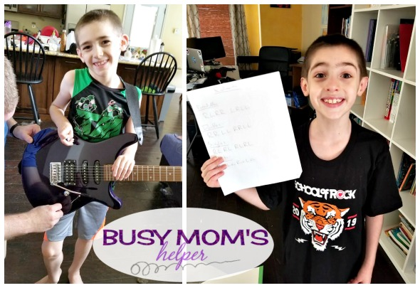 Are Extracurricular Activities Good for Kids? #ad #parenting #kidsactivities #schoolofrockdfw #sormansfield #schoolofrock