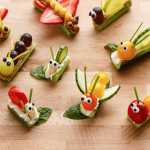Cute and Healthy Bug Snacks that Will Give Your Child All the Nutrients it Needs