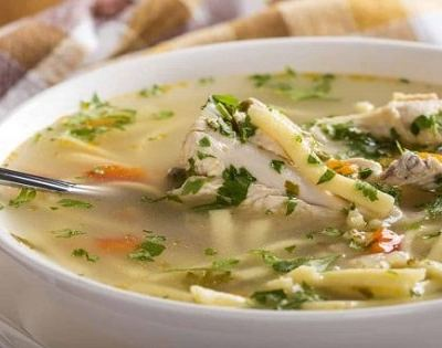 The Absolute Best Homemade Chicken Noodle Soup