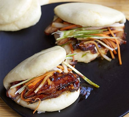 Steamed Bao Buns