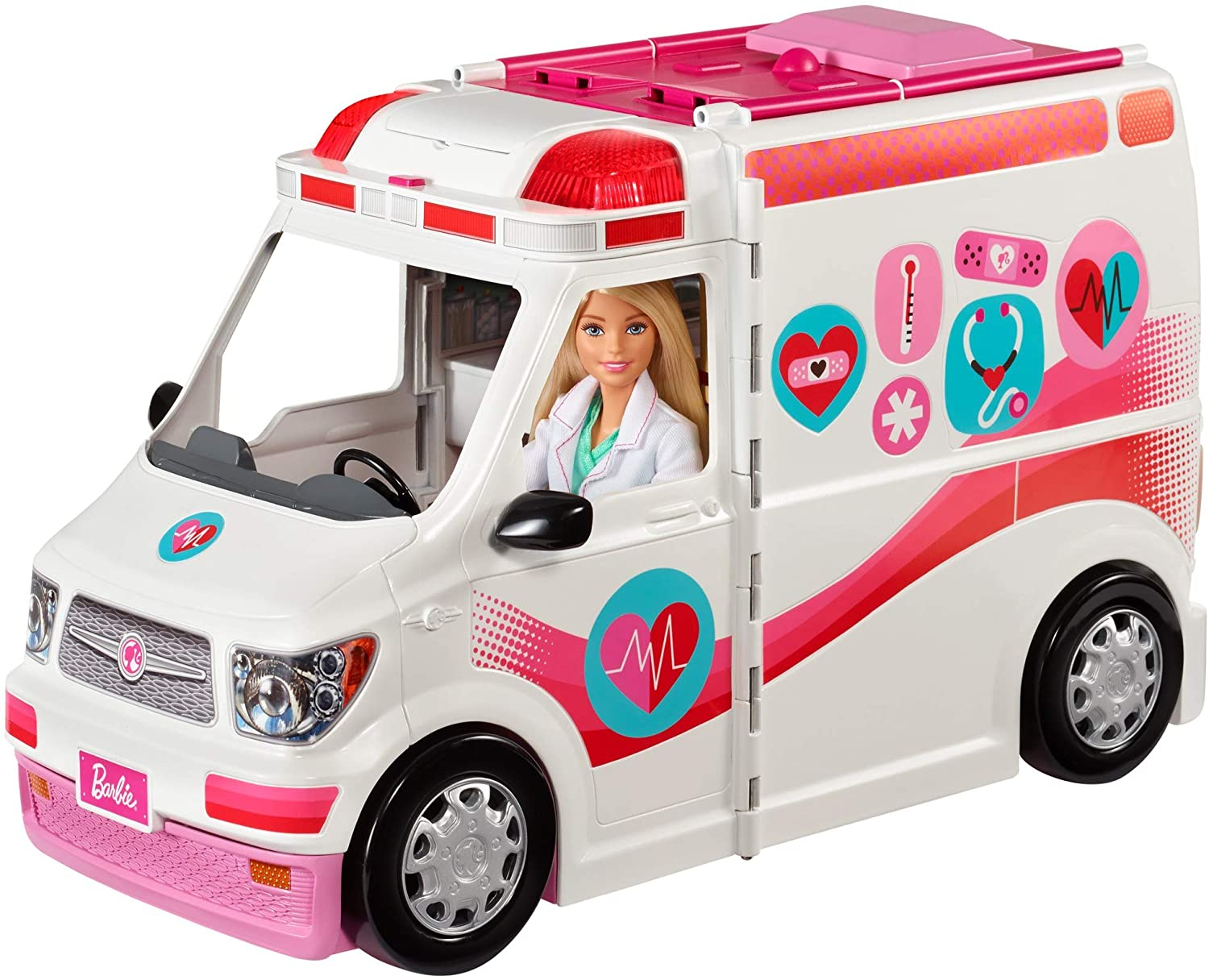 Barbie Ambulance and Hospital Playset