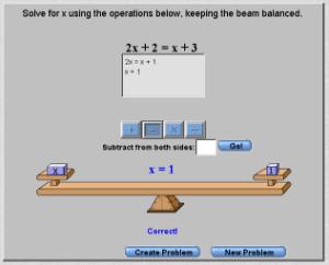 algebra-balance-beam
