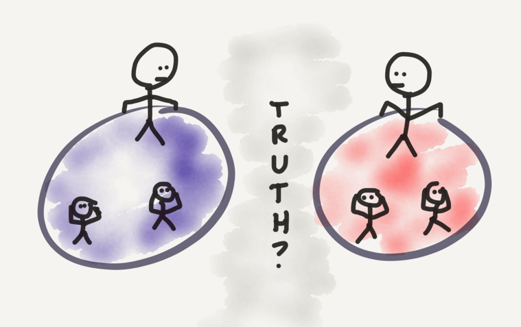 Strategies for Escaping the Echo Chamber