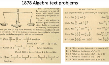 Taking the Algebra Out of College Algebra