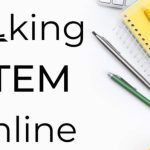 Taking STEM Online Workshops