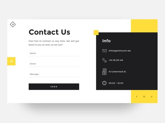 Small Business Website Design-Contact Us