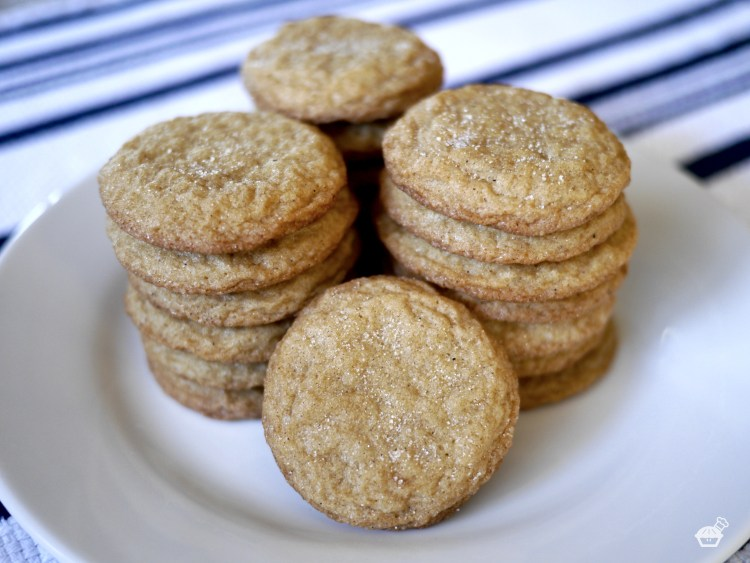 Cardamom-Brown Sugar Cookies