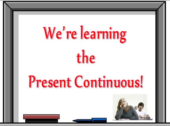 Sentences Perfect Continuous Tense Present