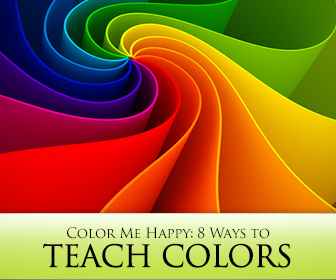 Color Me Happy  8 Ways to Teach Colors in English