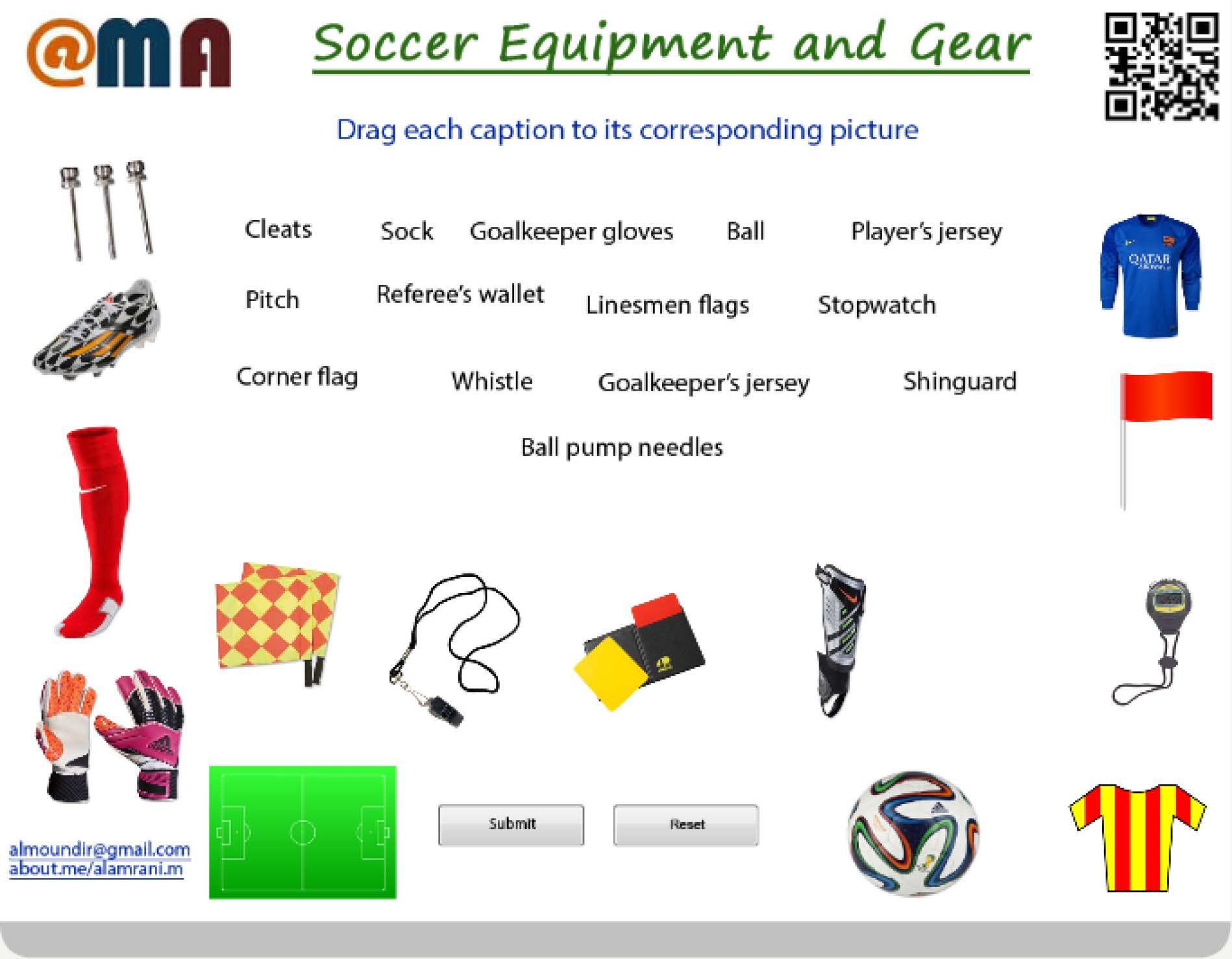 40 Free World Cup Worksheets And Lesson Plans