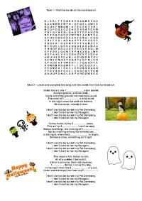 halloween printable activities esl