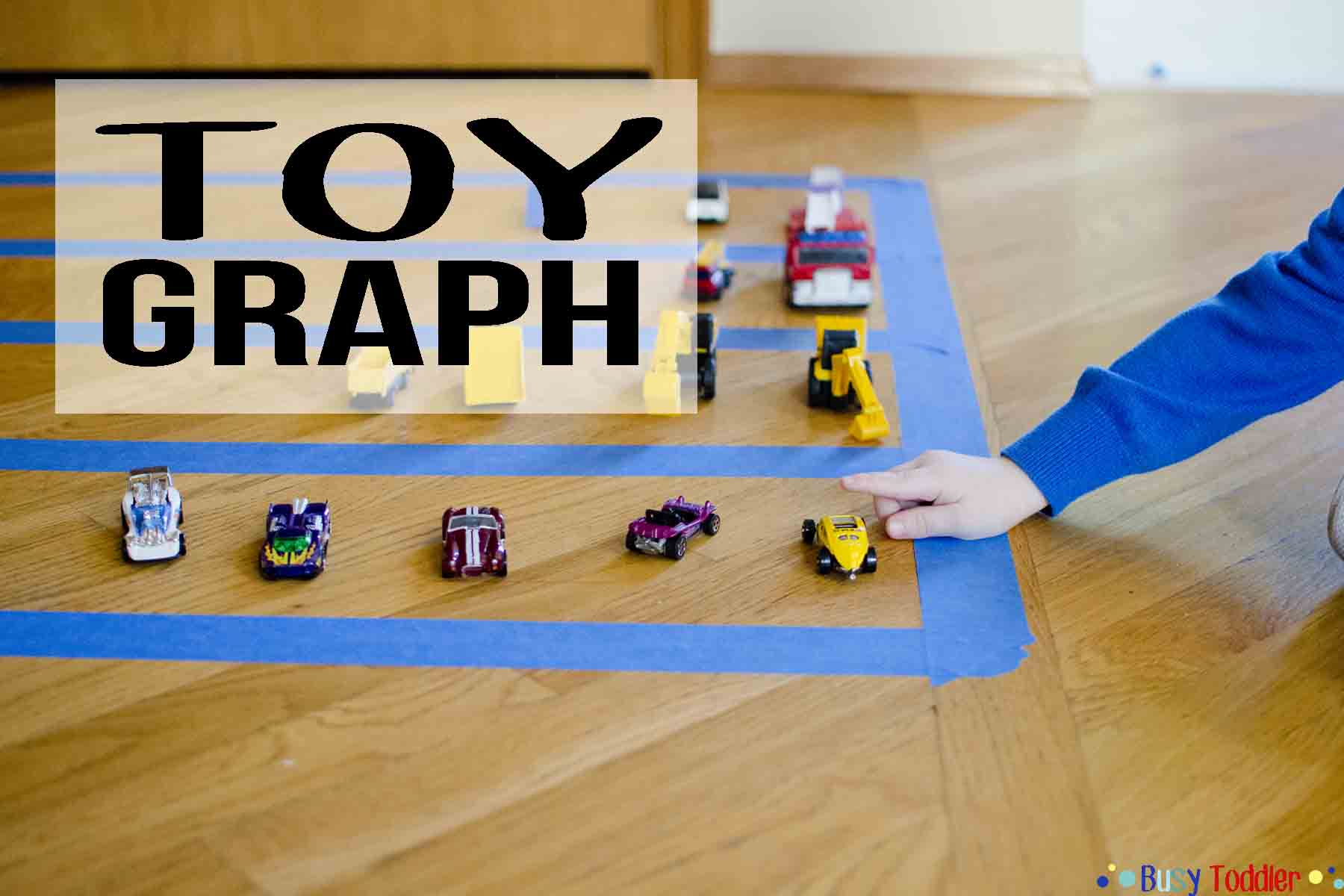 Sorting And Graphing Toys