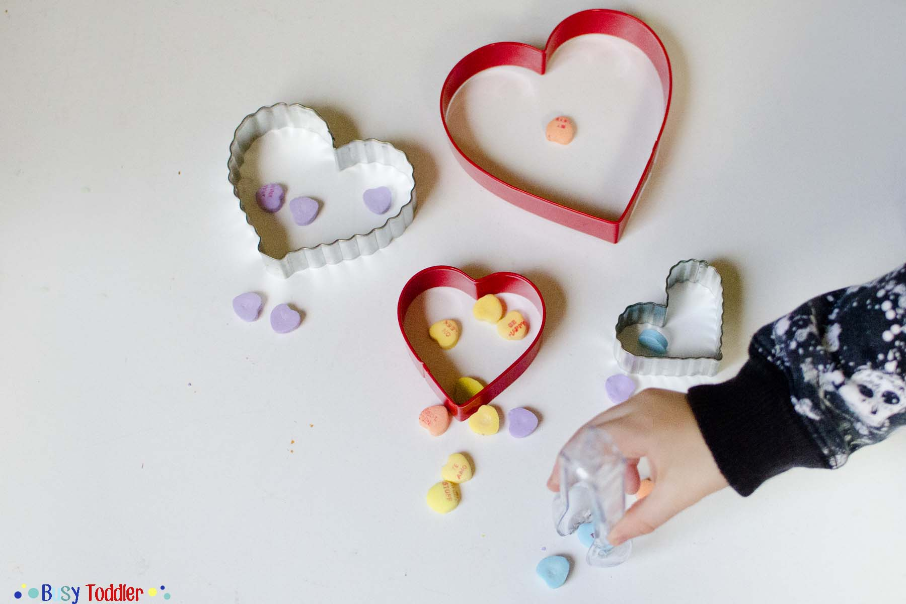 Valentine S Day Sorting Activity