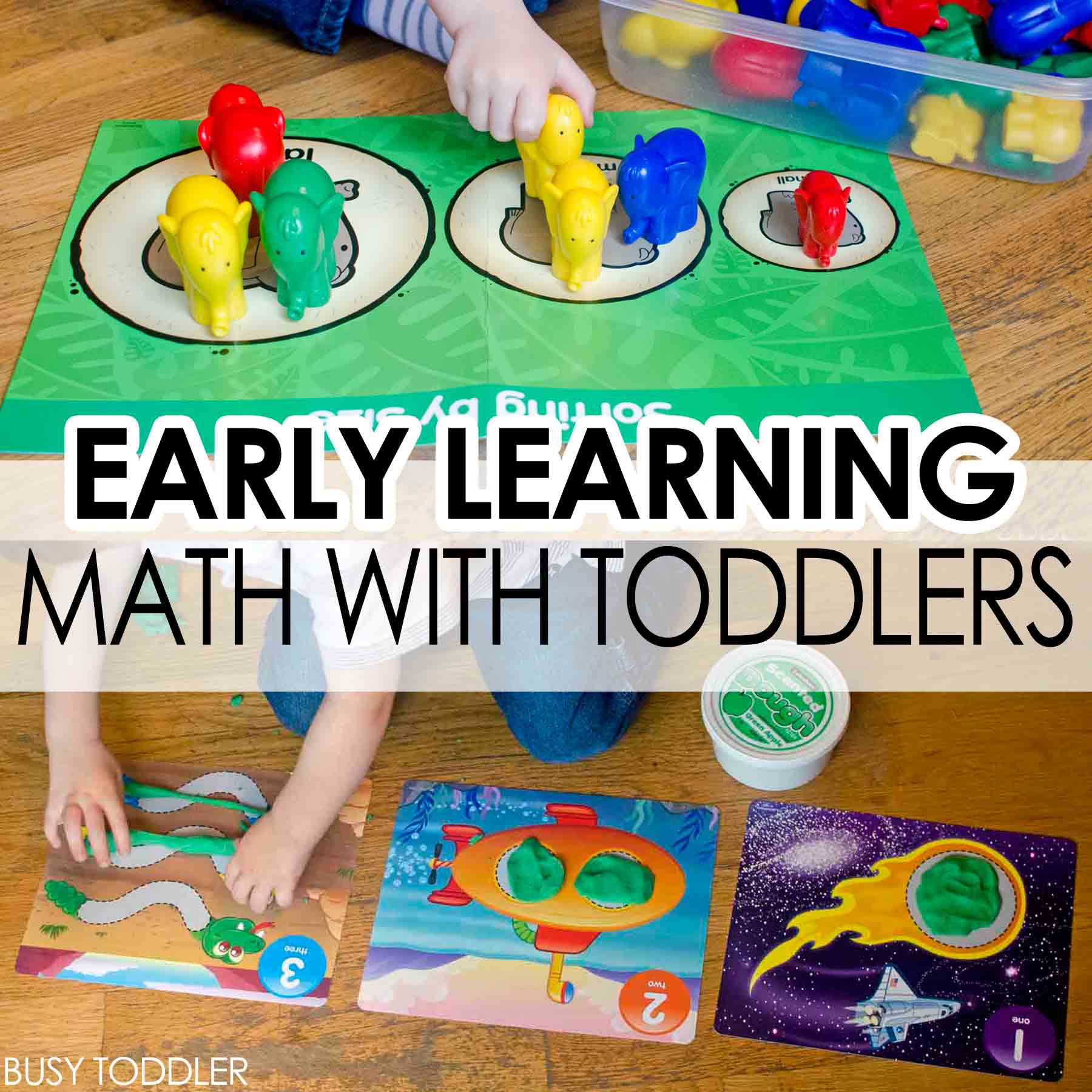Early Learning Math Worksheets Early Best Free Printable