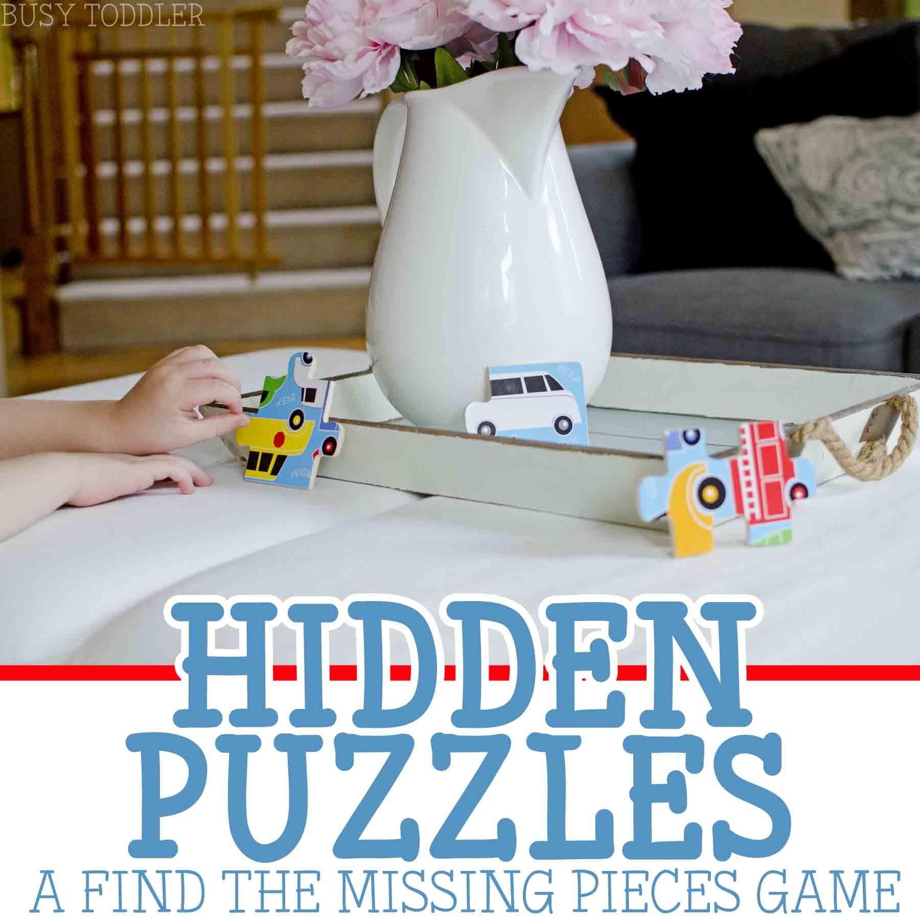 Puzzle Hide And Seek