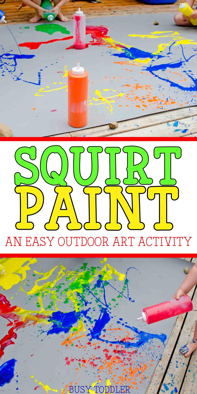 Paint Process Art