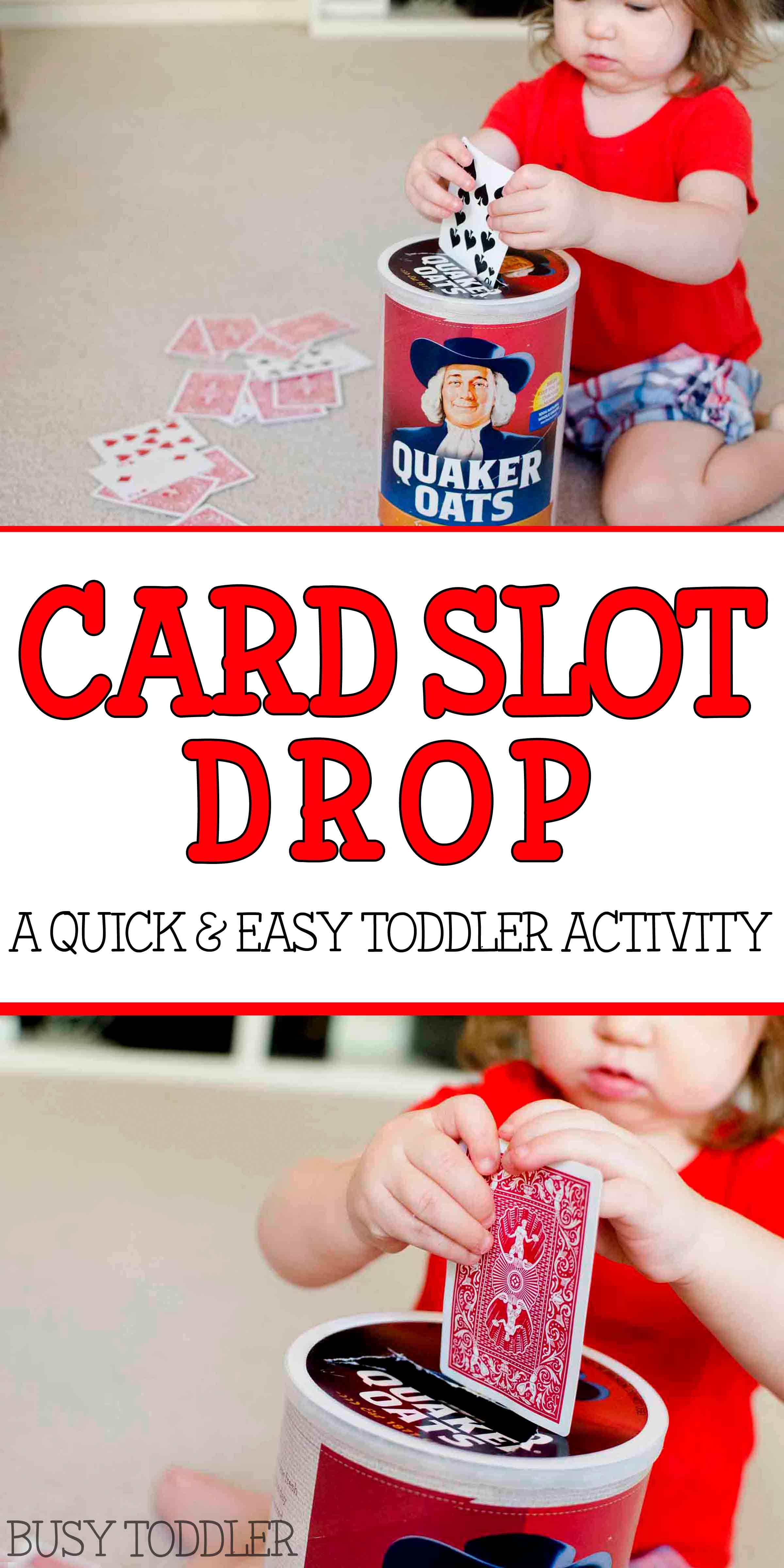 Card Slot Drop