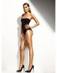 これはどこかのスーパーモデルさんの画像。