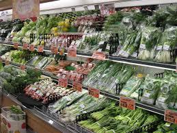 スーパー野菜