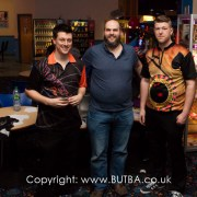 Nuneaton Scotch Doubles Report