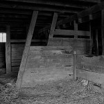 Image of a barn interior
