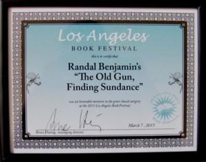 Los Angeles Book Festival Award