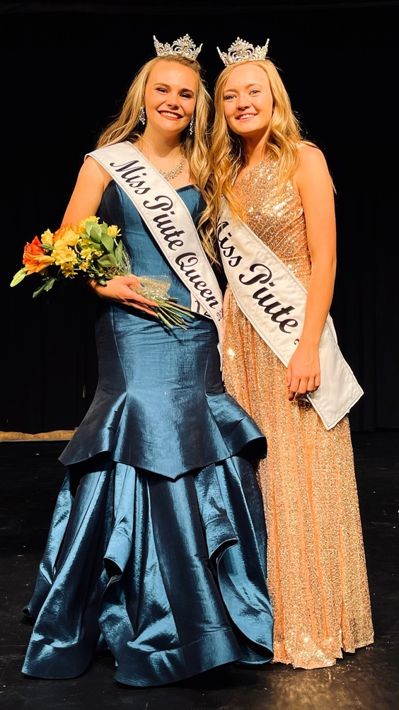 Miss piute old and new
