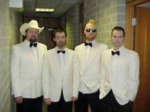Formal Butch, e, Kool G, John Parish… Eels Souljacker tour
