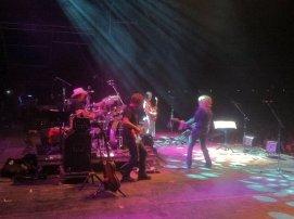 Lucinda Williams show... Blake Mills on guitar