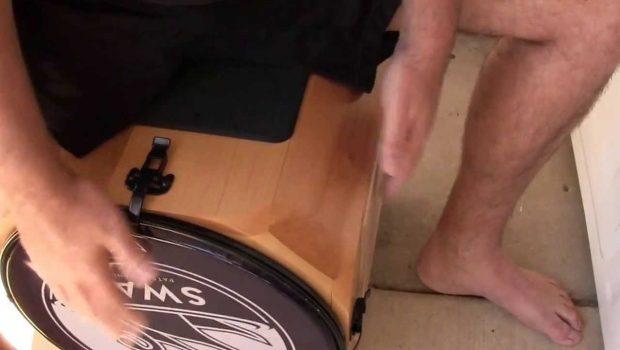 The Black Swan Drum #3
