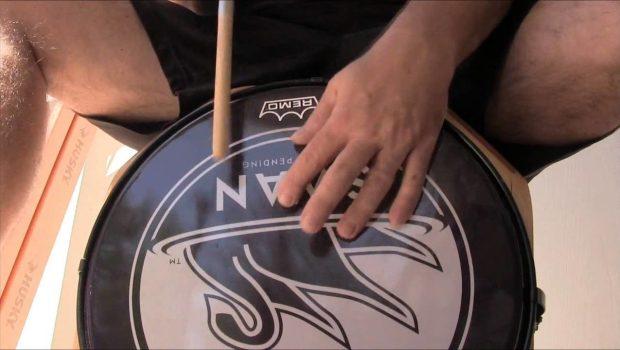 The Black Swan Drum #1