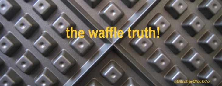 Waffles! Don't Be a Square – Jump on This Hot Food Trend!