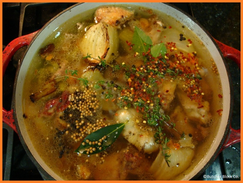 Healthy Stock Soup