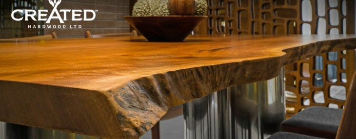 Butcher Block Co. Adds Live Edge Table Tops to Its Online Catalog