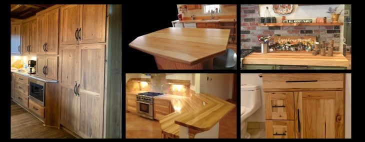 Hickory Butcher Block Grows in Popularity