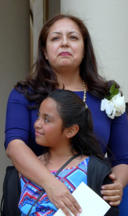 Alma Hernández, honored as one of State Senator Anthony Portantino's Women of the Year 2017