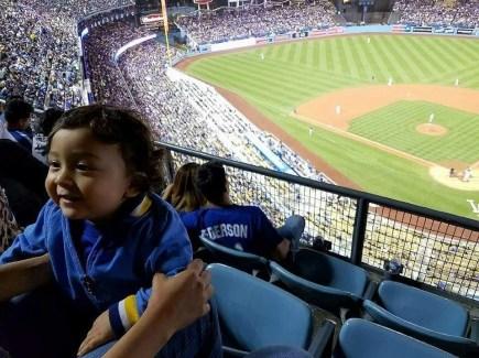 Dodgers y Benji