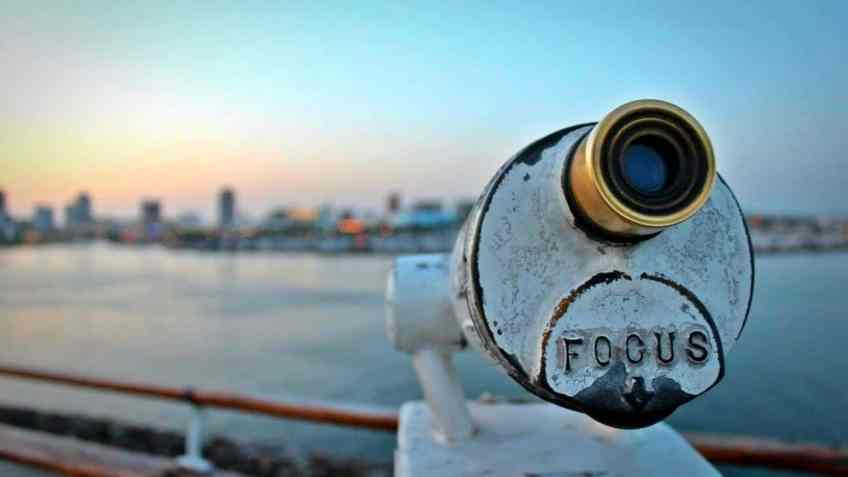 The Importance of Focus: How Focused Are You?